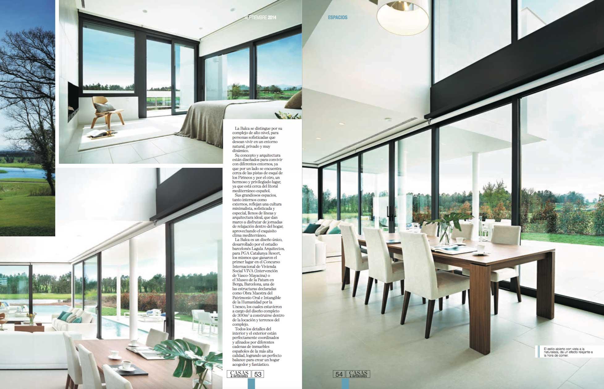 Casas & Interiores